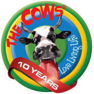The Cows - Love Living Life!